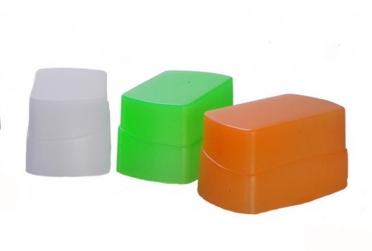 Phottix set 3 bounce diffusere colorate pentru Canon 580EX II [0]