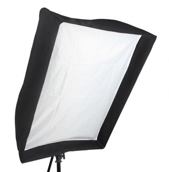 Phottix softbox portabil tip umbrela  90 x 120 cm + grid - pentru blitz extern 1