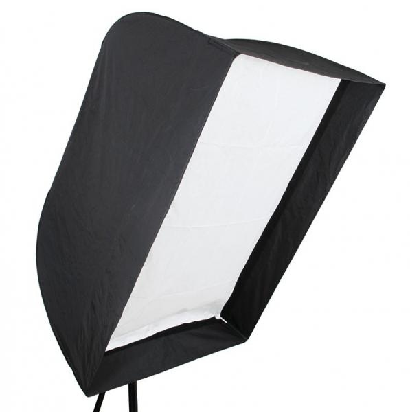 Phottix softbox portabil tip umbrela  90 x 120 cm + grid - pentru blitz extern 2