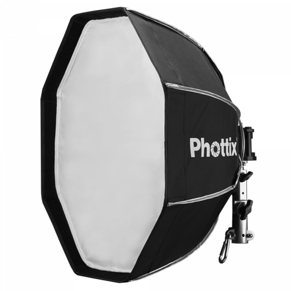 Phottix Spartan Beauty Dish, 70cm - alb interior 1