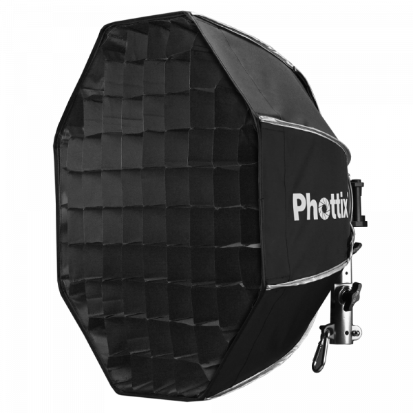 Phottix Spartan Beauty Dish, 70cm - alb interior 2