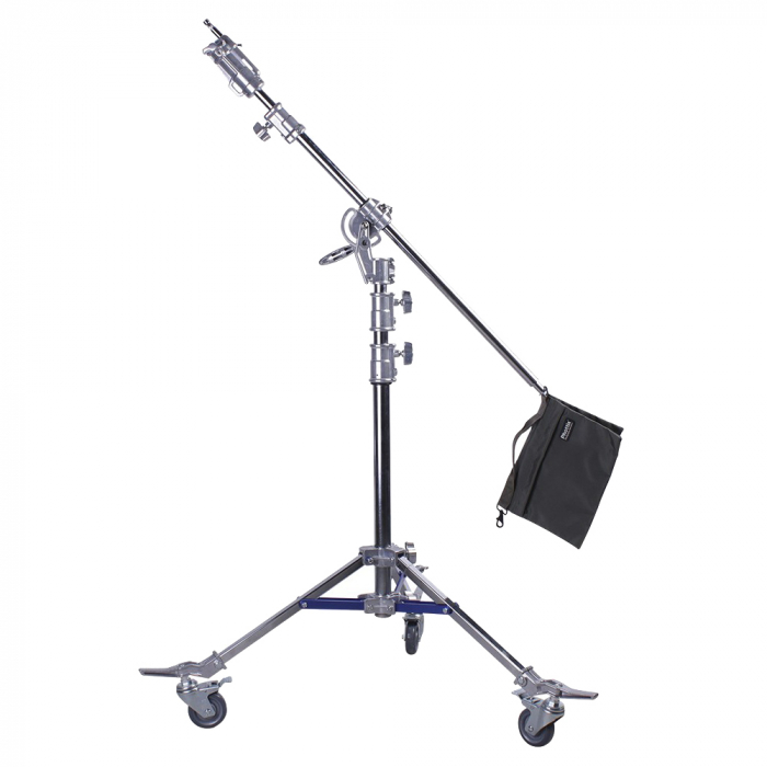 Phottix Studio Pro Boom Stand W400 - stativ cu brat boom - inaltime 408cm [0]