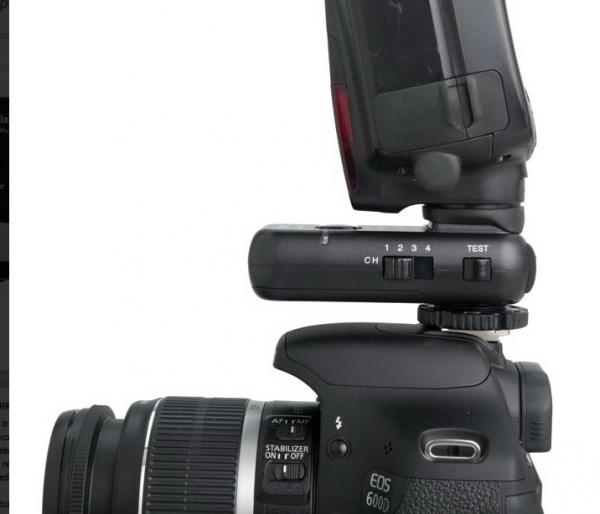 Phottix Strato II Multi 5 in 1 Kit pentru Canon (C6 + C8)  1