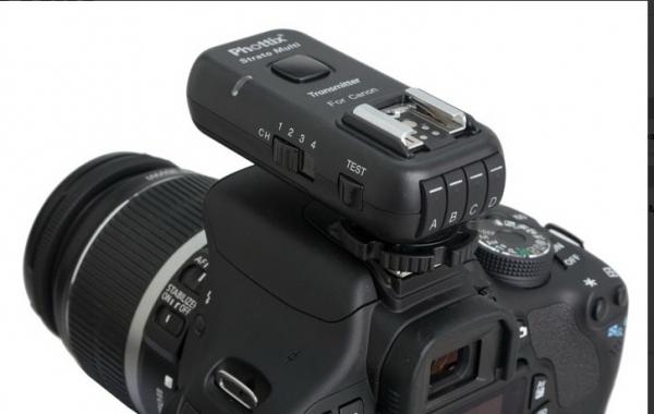 Phottix Strato II Multi 5 in 1 Kit pentru Nikon (N10 + N8 + N6) 5