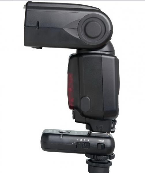 Phottix Strato II Multi 5 in 1 Kit pentru Nikon (N10 + N8 + N6) 4