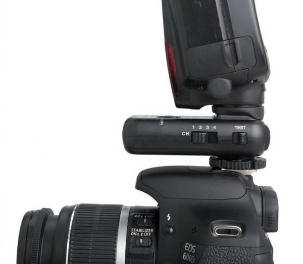 Phottix Strato II Multi 5 in 1 Kit pentru Nikon (N10 + N8 + N6) 1