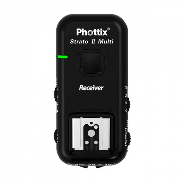 Phottix Strato II Multi 5 in 1 receptor  suplimentar Nikon [0]