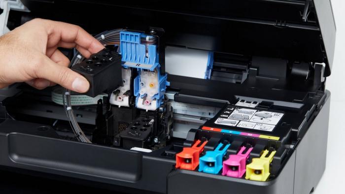 PIXMA G540 - Imprimanta foto format A4, cu rezervoare reciclabile [2]