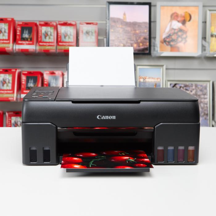 PIXMA G640 - Imprimanta foto format A4, cu rezervoare reciclabile [1]