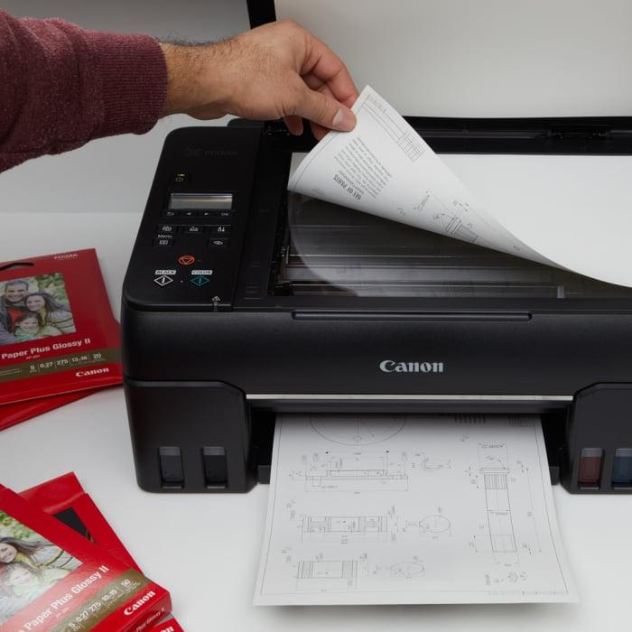 PIXMA G640 - Imprimanta foto format A4, cu rezervoare reciclabile [3]