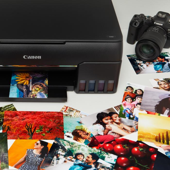 PIXMA G640 - Imprimanta foto format A4, cu rezervoare reciclabile [2]