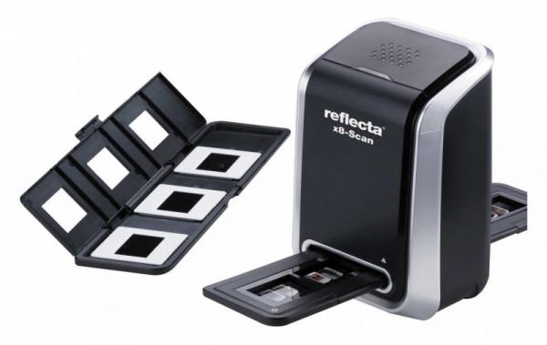 Reflecta x8 - Scanner pentru filme 35mm 1