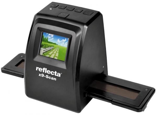 Reflecta x9 - Scanner pentru filme 35mm [0]