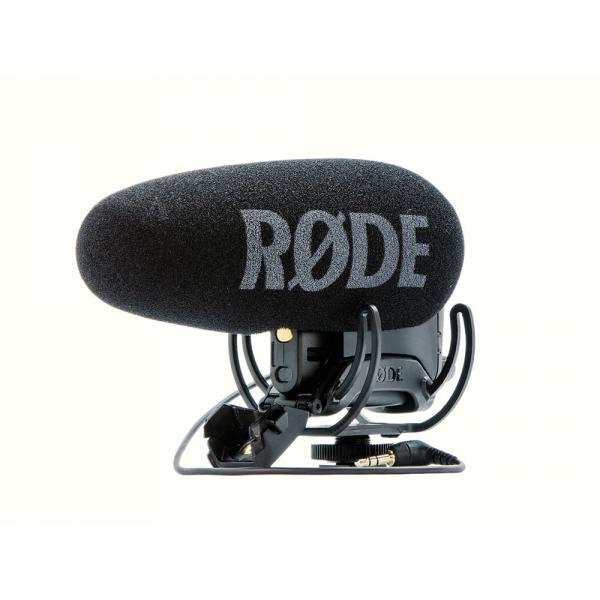Rode Videomic Pro+ - Microfon de camera directional 1
