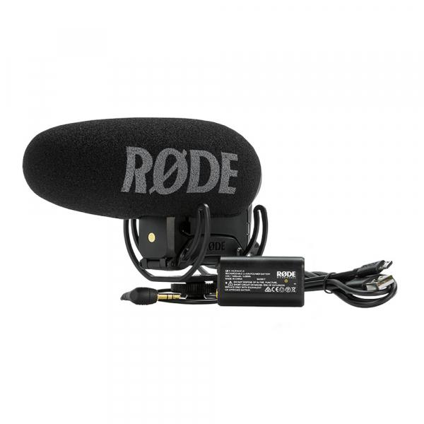 Rode Videomic Pro+ - Microfon de camera directional 0
