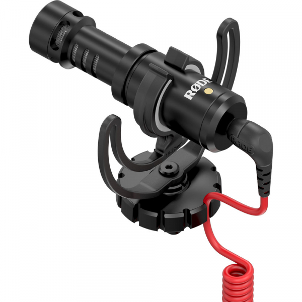 Rode VideoMicro - microfon directional compact, jack standard 3.5mm 0