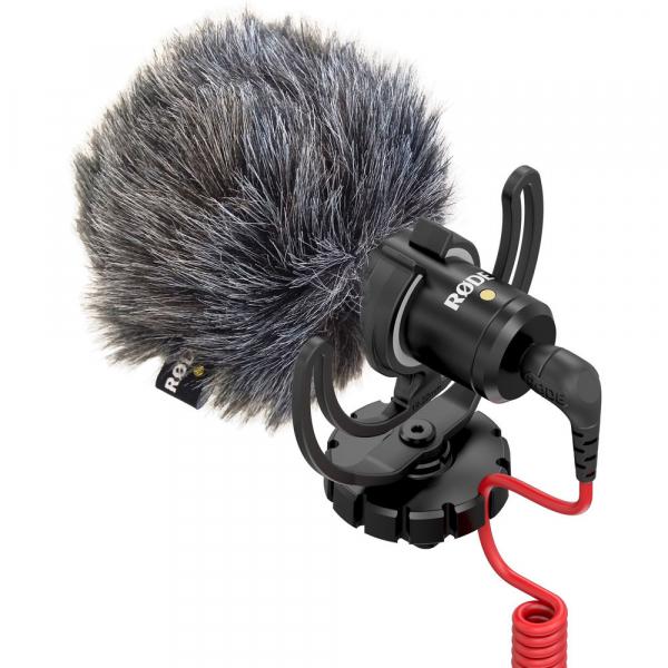 Rode VideoMicro - microfon directional compact, jack standard 3.5mm 1