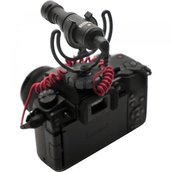 Rode VideoMicro - microfon directional compact, jack standard 3.5mm 3