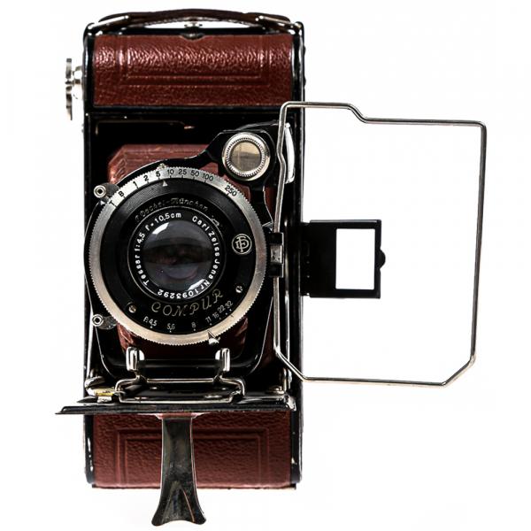 Roll Primar- Carl Zeiss Jena Tessar4,5/105mm [2]