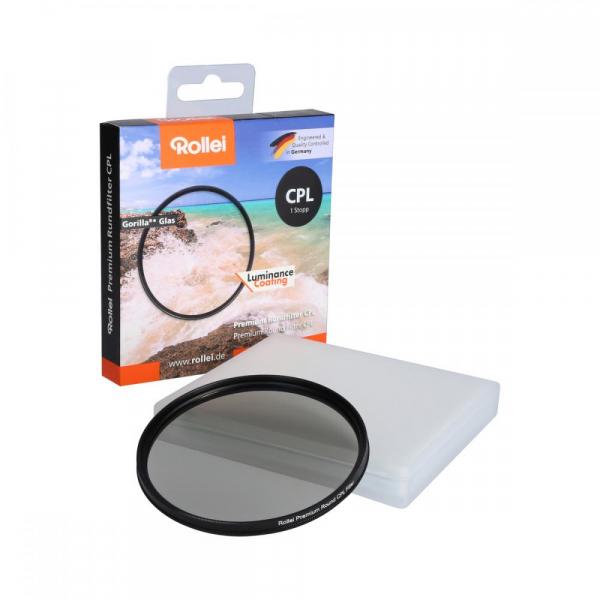 Rollei 49mm Filtru Polarizare Circulara PREMIUM [0]