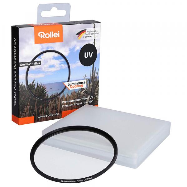 Rollei 49mm Filtru UV PREMIUM [0]