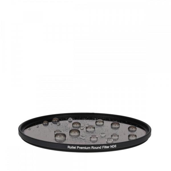 Rollei 49mm Set 3 Filtre (UV / CPL / ND8) PREMIUM 3