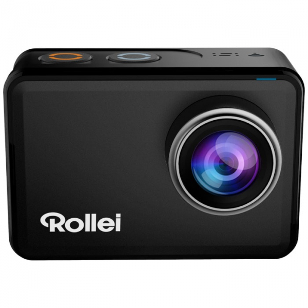 Rollei 560 Touch, camera actiune + LITRA double mount + LITRA TORCH 800 lampa led 6