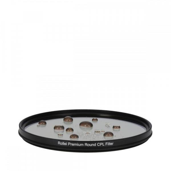 Rollei 62mm Filtru Polarizare Circulara PREMIUM 1