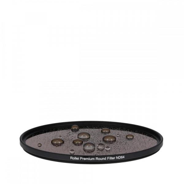 Rollei 72mm Filtru Neutral ND64 PREMIUM [3]