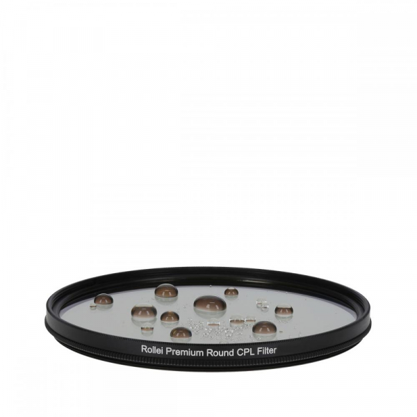 Rollei 72mm Filtru Polarizare Circulara PREMIUM 1