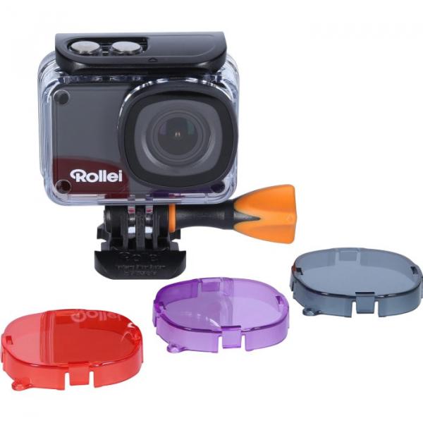 Rollei Actioncam 560 Touch , filmare 4K 60fps  2