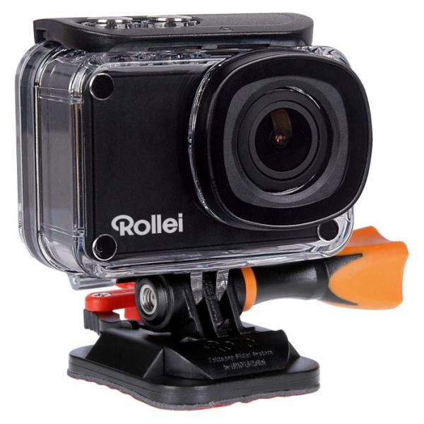 Rollei Actioncam 560 Touch , filmare 4K 60fps  0