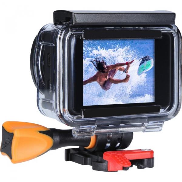 Rollei Actioncam 560 Touch , filmare 4K 60fps  1