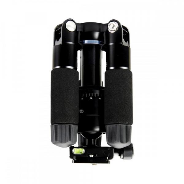 Rollei Compact Traveler Mini M-1 - kit  mini trepied + cap cu bila , negru 3