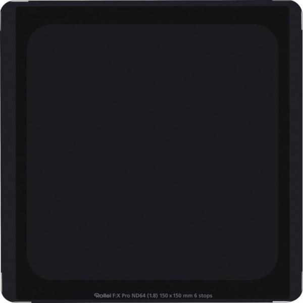 Rollei F:X Pro ND64 Neutral Density 150x150mm - filtru patrat 6 stopuri/1,8 1