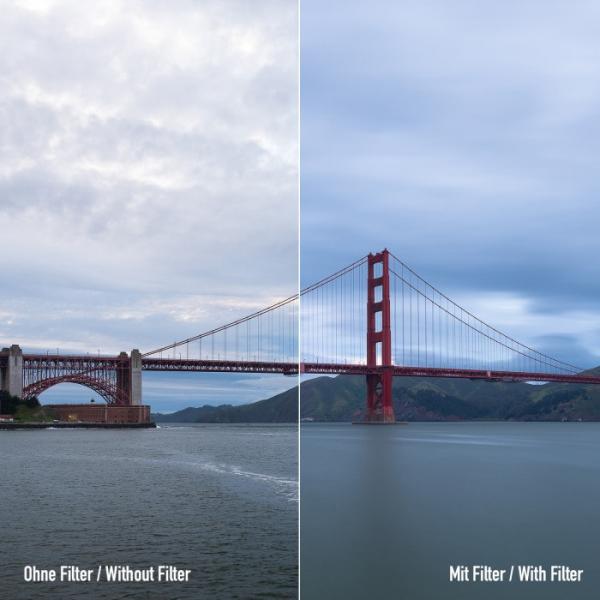 Rollei F:X Pro ND64 Neutral Density 150x150mm - filtru patrat 6 stopuri/1,8 3