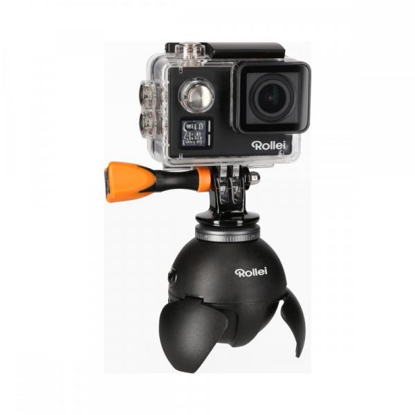 Rollei Smart ePano 360 - cap panoramic pentru smartphone si GoPro 4