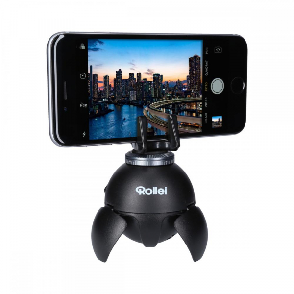 Rollei Smart ePano 360 - cap panoramic pentru smartphone si GoPro 0