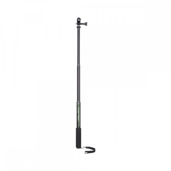 Rollei Smart Photo Selfie Stick cu suport de telefon si mini trepied , verde/negru 9