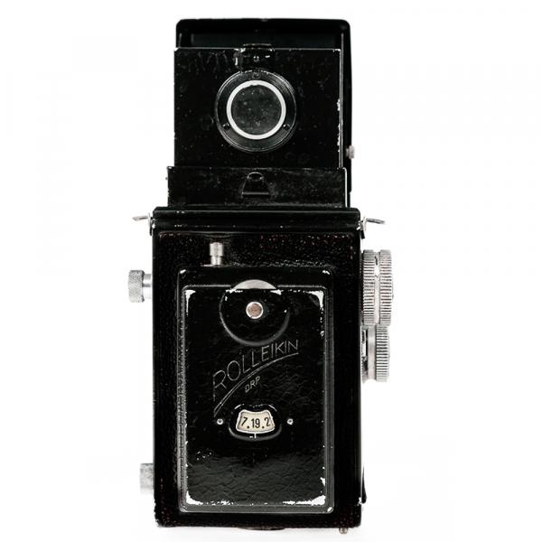 Rolleicord II Zeiss Triotar 3,5/75mm 2