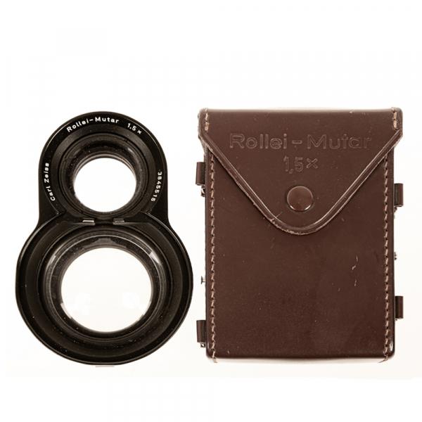 Rolleiflex 3.5 F ,Carl Zeiss-Plannar 1/3,5 F-75 mm 10