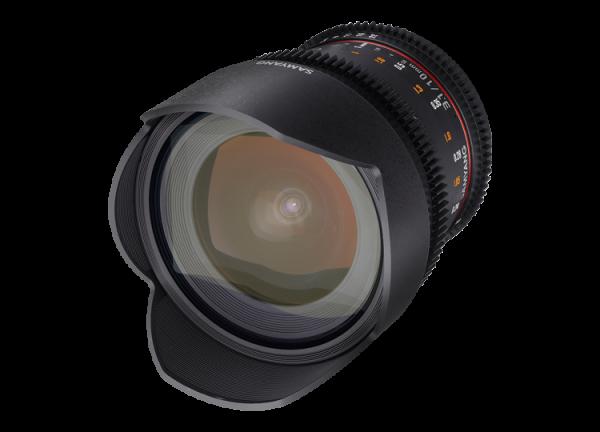 Samyang 10mm T3.1 VDSLR ED AS NCS CS II - Canon EF-S 3