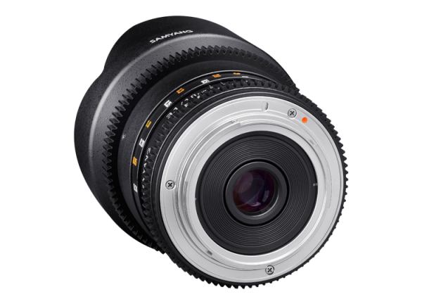 Samyang 10mm T3.1 VDSLR ED AS NCS CS II - Nikon 2