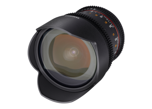 Samyang 10mm T3.1 VDSLR ED AS NCS CS II - Nikon 3