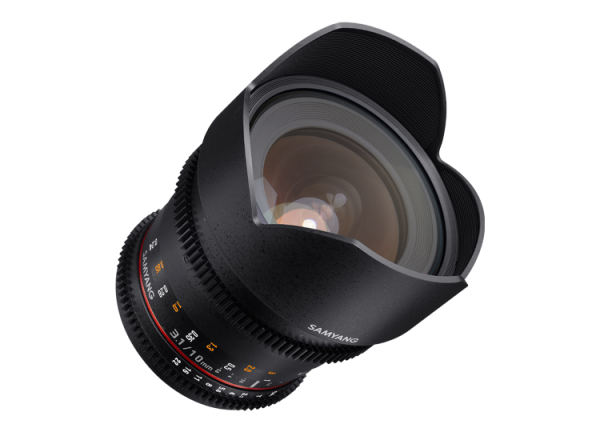 Samyang 10mm T3.1 VDSLR ED AS NCS CS II - Nikon 4