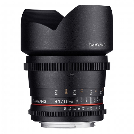 Samyang 10mm T3.1 VDSLR Micro Four Thirds [0]
