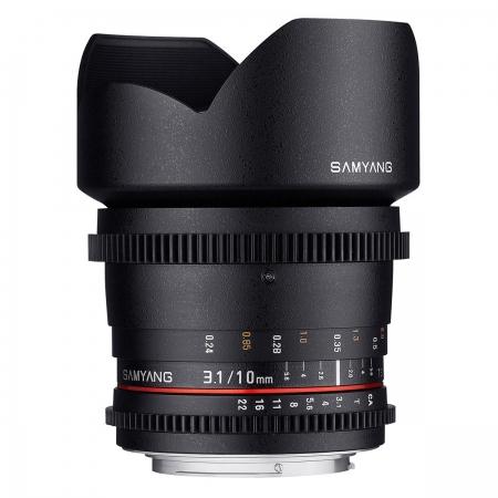 Samyang 10mm T3.1 VDSLR Sony E (APS-C) [0]
