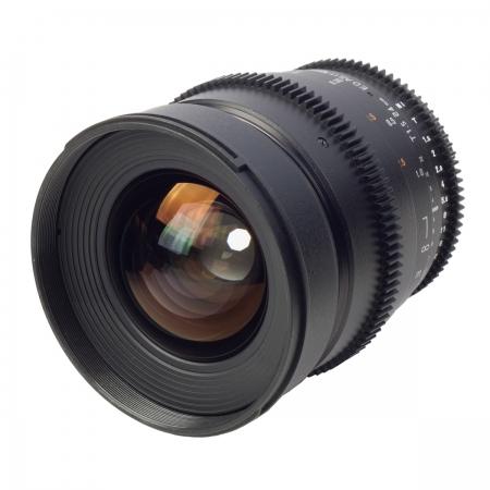 Samyang 24mm T1.5 VDSLR - montura Canon EF 1