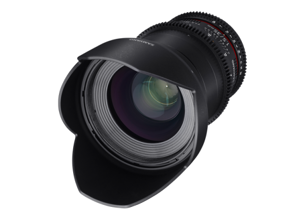 Samyang 35mm T1.5 VDSLR AS UMC II - Canon EF 3
