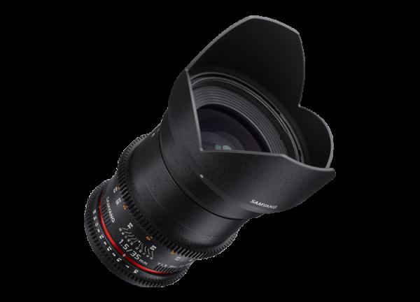 Samyang 35mm T1.5 VDSLR AS UMC II - Canon EF 4